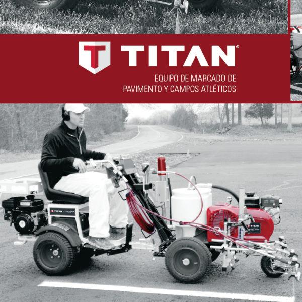 Brochure TITAN Pavimento