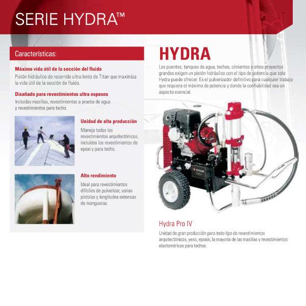 Brochure HYDRA M4000
